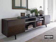 Buffet AMSTERDAM 15.12, 260x53x72 cm, Design by BONTEMPI CASA