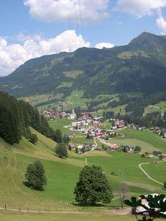 Mittelberg in Kleinwalsertal: in maart 2013 gaan we weer. Heerlijke plek!