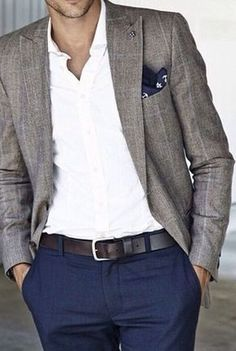 The Gent's Guide to Men's Business Casual