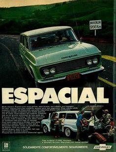 1970 Chevrolet Veraneio - Brasil