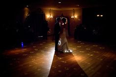 Bride and groom's dance. Wedding photography by Diane Bagaoisan Photography. www.dianeb-photography.com