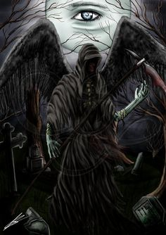 Grim Reaper by ~Saxa-XCII on deviantART