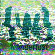 Wanderlust VHS glitch