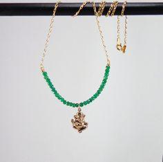 Green Onyx and Ganesh