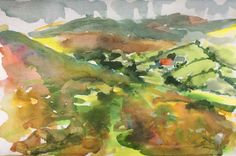 View on Dartmoor, nr Princetown 2016/09/09