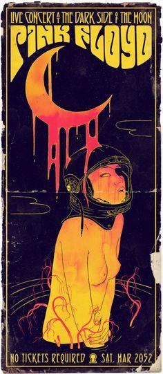 ☮ American Hippie Psychedelic Art ~ Pink Floyd