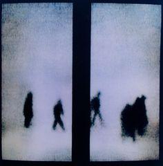 Michal Rovner, Overhang Five (2000)