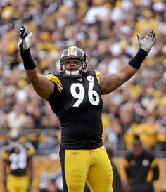 Ziggy Hood - Pittsburgh Steelers
