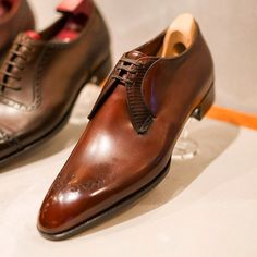 THE SHOEMAKER WORLD — Details of tomorrow's post: our visit to...