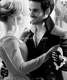 Once Upon a Time - Emma Swan | Captain Hook