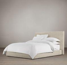 Sullivan Fabric Platform Bed
