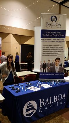 One of Balboa Capital's executive recruiters at the California State University, Chico Career Fair ‪#‎CareerFair‬ ‪#‎financejobs‬ ‪#‎balboacapital‬ ‪#‎chico‬ ‪#‎california‬