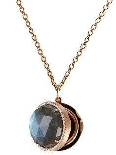 IRENE NEUWIRTH - Locket necklace