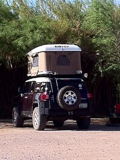 I thought this was such an awesome camper.