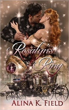 Rosalyn's Ring Special 2015 Christmas Cover