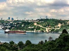İstanbul turkey bosphorus