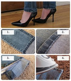 10 Brilliant Denim Tricks Everyone Who Wears Jeans Has To Know