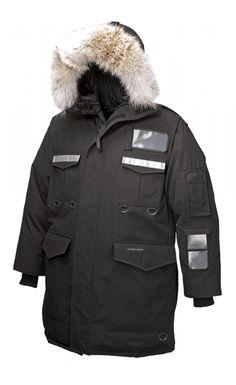 Canada Goose Resolute Parka Black Men - Canada Goose #canadagoose #parka #jacket #fashion #Halloween #blackFriday
