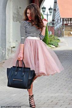 Ted Baker Tulle Skirt | sheerluxe.com