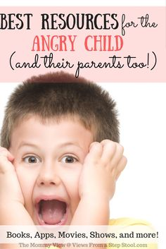 These resources for the angry child include books, apps, movies, shows and more! Resources for helping parents manage their angry child gently too! Parenting Win, Parenting Articles, Gentle Parenting, Kids And Parenting, Parenting Hacks, Emotional Child, Emotional Healing, Angry Child, Special Needs Mom