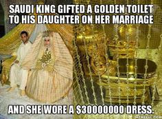 Golden Toilet Is A Real Thing