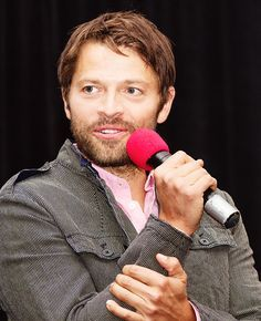 Specifically Misha on Pinterest | Misha Collins, Castiel and ...
