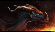in flames by Celrasa