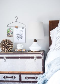 Bedroom in a Louisiana Home | west elm