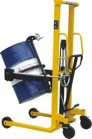 High lift pallet trucks, popularly known as high lift pallet trucks or hi-lifters, are basically formulated for raising pallets to a huge altitude. These lifting devices bring the top surface of a heavy pallet to waist level, so the mechanic or technician doesn't have to stoop down to pick or place sacks, boxes etc. these hi-lifters or scissor lift pallet trucks help prevent excessive strain and back injury.