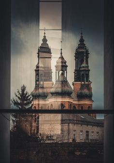 Archcathedral Basilica of St. Peter and St. Paul, Poznań, Poland is one of the oldest churches in Poland and the oldest Polish cathedral, dating from the 10th century.