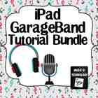 These are step-by-step tutorials on how to use certain aspects of GarageBand on the iPad.  *Note the directions and pictures taken are using the re...