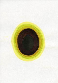trous Female Art, Ann, Yellow, Color, Woman Art, Colour, Colors