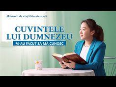 Înainte ca protagonista să devină o credincioasă, s-a considerat întotdeauna o persoană cu umanitate bună, tolerantă și răbdătoare cu ceilalți, cineva care ar face tot ce-i stă în putință să ajute ori de câte ori cineva trecea printr-o perioadă dificilă; se considera o persoană bună.  #Video_de_mărturie_creștină #Mărturia_unui_creștin  #marturie #Dumnezeu #povesti_adevarate #creștinism #credință_religioasă Videos, Music, Youtube, Musica, Musik, Muziek, Music Activities, Youtubers, Youtube Movies