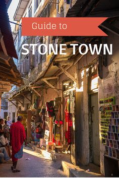 Things to do, places to see and where to stay in Stone Town, Zanzibar. #StoneTown #Zanzibar