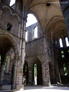 waterloo villers-la-ville, Belgium   Ancient Cistercian Abbey
