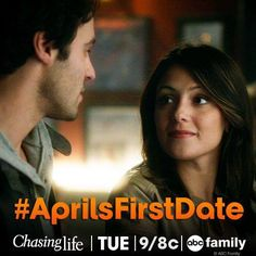 Are you a true #ChasingLife fan? What do you remember about #Dapril's first date?