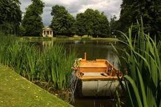 Althorpe, England   ~  Where Princess Diana is buried. I've been here too, so peaceful and lovely.