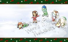Free Printable Christmas Clip Art christmas background by