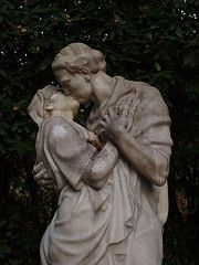 the eternal kiss (symboter) Tags: sculpture friedhof cemetery grave graveyard statue angel death peace mourning headstone cementerio hamburg skulptur frieden silence engel cementary grabstein weeping ohlsdorf grief cementery cimetire trauer cementerios cementeries ruhe cemiterio cementiri cemitrios grabanlage cimiteri parkfriedhof cementire friedhofsengel grabengel cementiere