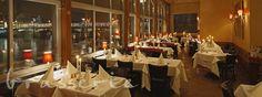 Brasserie, Les Trois Rois. Basel.