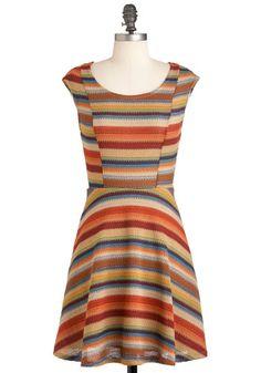 Harvest Moon Dress, #ModCloth