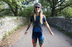 juliet elliott cyclist warsaw cycling kit