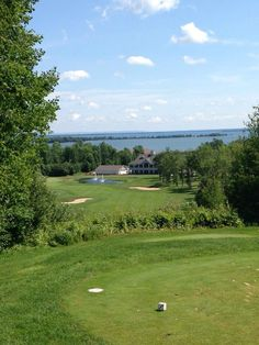 Another view on golf course