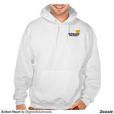 Ardent Heart Hooded Sweatshirt