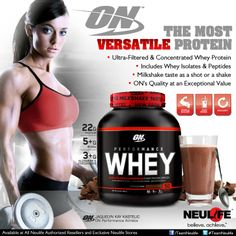 ON Performance Whey Casein Protein, Milk Protein, Whey Isolate, Milkshake, Athlete, Product Ads, Fitness, Smoothie