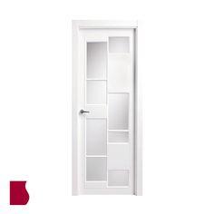 Modelo 941 VH/ LACADA BLANCA / Colección Lacada / Puertas de interior Sanrafael