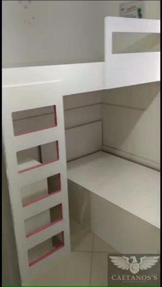 Corner Desk, Loft, Bed, Furniture, Home Decor, Infant Room, Places, Homemade Home Decor, Lofts