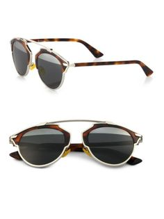 Dior - Dior So Real Metal   Plastic Sunglasses Summer Ray, 2016 Trends,  Fashion a84992ef3141