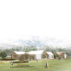 02ARCH - Studio di architettura - asilo nido - 1st prize