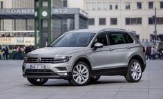Volkswagen Tiguan 2017 появится в автосалонах в сентябре по цене от $ 31 990. Новая базовая версия стоит на $ 3…